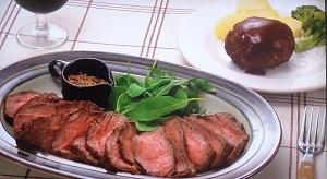 まる得マガジン:魚焼きグリルで万能調理!④ローストビーフのレシピ