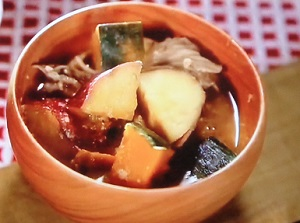 舞茸がダシがわり!秋のおかず味噌汁のレシピ!桃世真弓