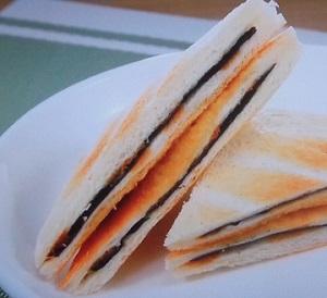 海苔トーストのレシピ!珈琲専門店 エース:家事ヤロウ
