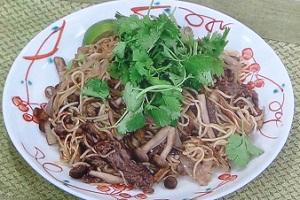 相葉マナブ:瓦そばのレシピ!ホットプレートで!山口県下関市のご当地料理