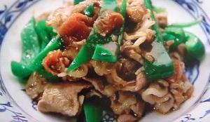 あさイチ:鶏肉とピーマンの丸ごと味噌煮のレシピ!コウケンテツ