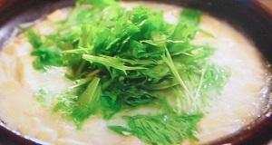 にじいろジーン:ふるさとクッキングレシピベスト3!親子丼、鶏白湯鍋ほか
