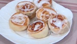 土曜はナニする:シナモンロールパンのレシピ!ゆーママ