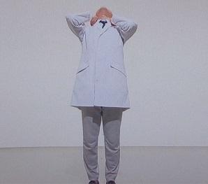 首の筋膜をほぐすストレッチ