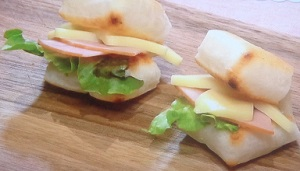 ZIP:お餅アレンジレシピ!いなり餅、餅サンド、もちグラタンほか!クールポコ開発のタレも