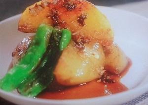 にじいろジーン:古藤シェフ3品のレシピ!スズキの蒸し物 大豆醬のせほか:ふるさとクッキング