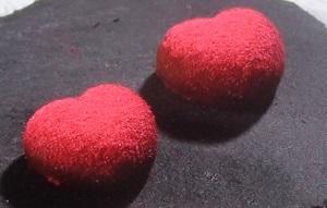 ZIP:赤いハートチョコ(究極のチョコ )のレシピ!ピーエルマルコリーニ伝授