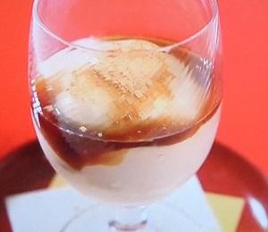 家事ヤロウ:芸人キングの生大福アイスのレシピ!バニラアイスで簡単