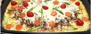 ギャル曽根の焼きカレーのレシピ!ホットプレートで!中居正広のニュースな会