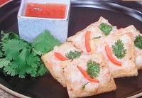 ヒルナンデス:えびパンのレシピ!タイ風おかず:SHIORIさん伝授