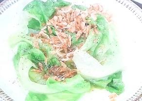ごごナマ:中華風ゆでレタスの熱々のレシピ!瀬尾幸子さんの夏のおつまみ