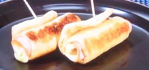 ヒルナンデス:リュウジの低糖質ハムチーズロールのレシピ!油揚げで無限レンジ飯