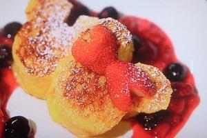 相葉マナブ:イチゴバターのフレンチトーストのレシピ!