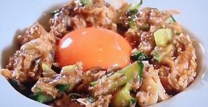 メレンゲの気持ち:サバユッケのレシピ!ののこさんの作り置きレシピ!伊野尾さんが挑戦