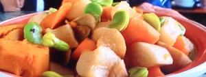シブ5時:道場六三郎さんのかつおしょうゆふりかけ&根菜の煮物のレシピ!