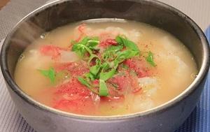 ヒルナンデス :リュウジの本格コムタンスープのレシピ!