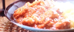 土曜はナニ(何)する:スパムでポークビンダルーのレシピ!本格スパイスカレー