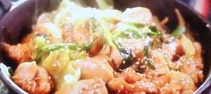 土曜はナニする:山本ゆりさんのレンチンチーズタッカルビのレシピ!