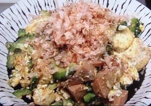 あさイチ:ゴーヤの苦味を抑える方法!鶏のニンニククリーム煮のレシピ