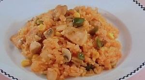シブ5時:大宮シェフのチキンライスのレシピ!