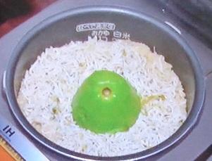スッキリ:アボカドの炊き込みご飯のレシピ!丸山桂里奈・本並夫妻