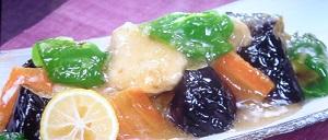 きょうの料理:秋なすと鶏天のみぞれあんのレシピ!大原千鶴