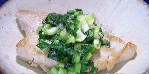 きょうの料理:近藤幸子さんの鶏むねソテー小松菜ソースのレシピ!