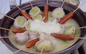 白菜バラエティ鍋