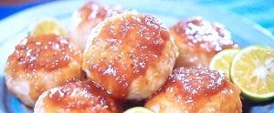 土曜はナニする:和田明日香さんのふわふわ鶏つくねのレシピ!