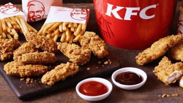 KFC wants to cut its plastic waste - GRA