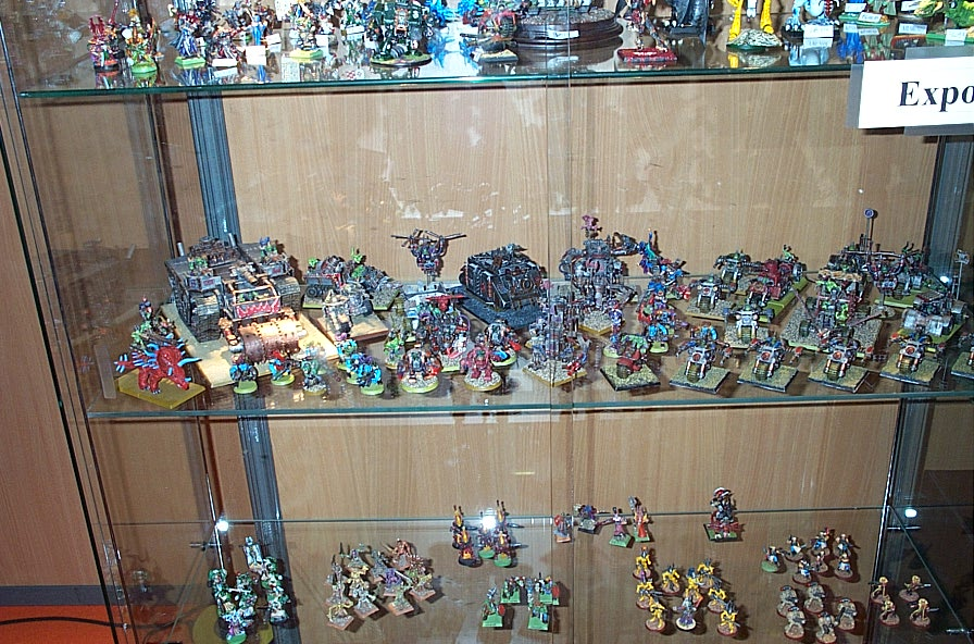 FIJ 2003 - Figurines