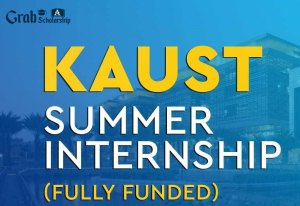 KAUST Internship in Saudi Arabia