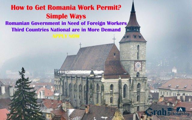 Romania Work Permit