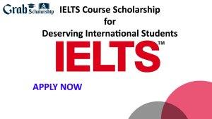 IELTS Course Scholarship
