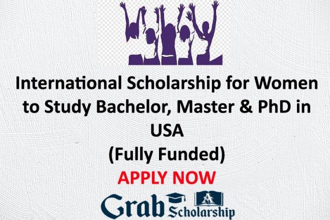 International Scholarship for Women
