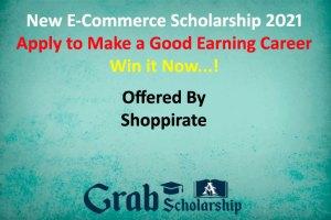 New Ecommerce Scholarship 2021