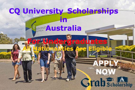 CQ University Scholarships