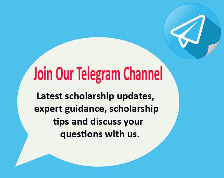 Grab A Scholarship Telegram Channel