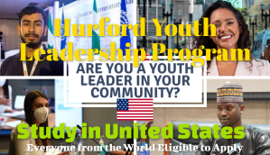 Hurford Youth Leadership Program
