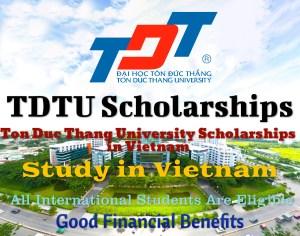 TDTU Scholarships