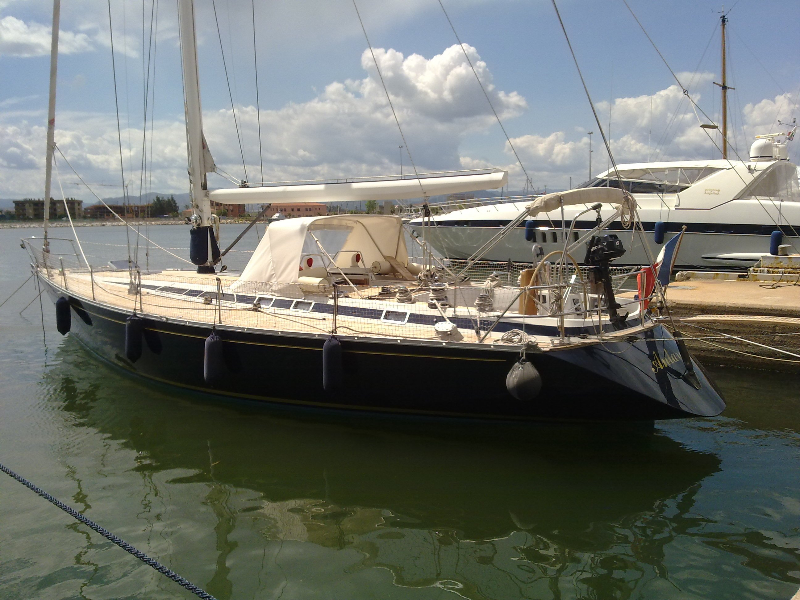 Grand Soleil 52 NOW SOLD Grabau International