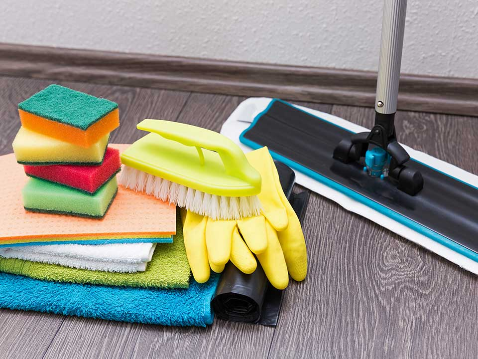 End of tenancy cleaning Southampton