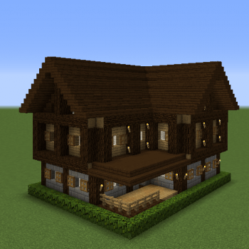 Small Survival House 1 Grabcraft Your Number One