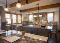 Rustic Cottagestone - Grabill Cabinets