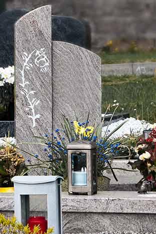 Urnengrabsteine  Grabsteine fr Urnengrber