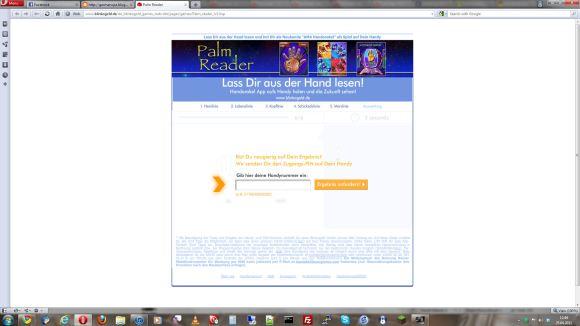 Facebook Spam Screenshot 3