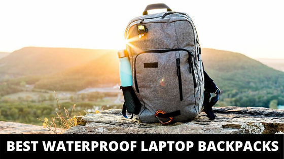 best waterproof laptop backpack in india