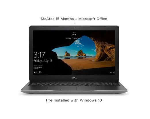 dell inspiron 3595 laptop under 30000
