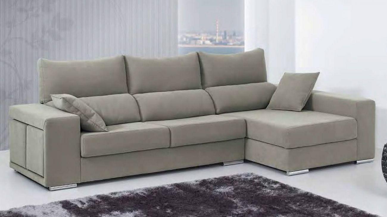 sofas low cost sectional in dallas texas sofá luna chaise ao melhor preço na graça interiores