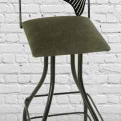 24 Inch Counter Chairs Hair Styling Chair Bass Fish Barstools   Tables